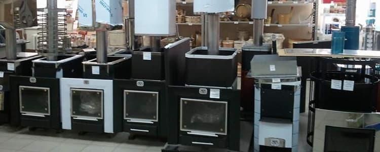 Изготовление металлических печей