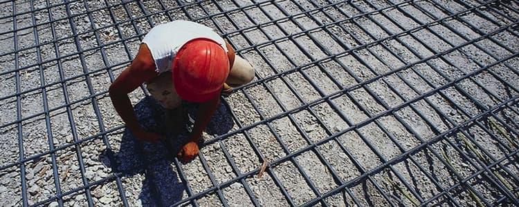 Производство бетонных работ